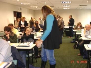Coaching Integrado pelo ICI - Integrated Coaching Institute/SP (Curso credenciado pela ICF/Internaci - Carmen Janssen