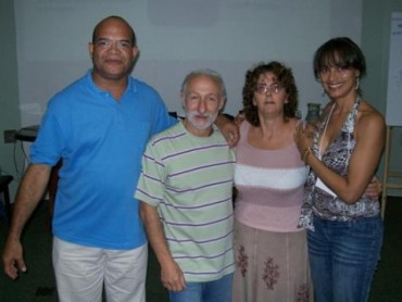 Workshop Casais, Terapias e Terapeutas com Dr. Saul Fuks - ITFCCamp/ Campinas / SP - Carmen Janssen