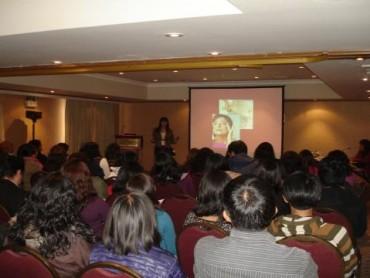 I Congresso Sudamericano e II Peruano Terapia Sexual e de Casal - Carmen Janssen