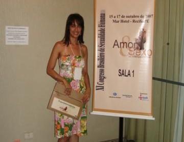 XI Congresso Brasileiro de Sexualidade - Recife / PE - Carmen Janssen